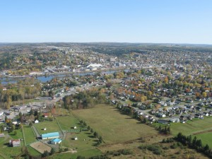 Saint-Georges is a thriving community that is home to approximately 33,000 residents.